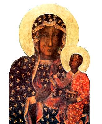 Matka Boża Jasnogórska
